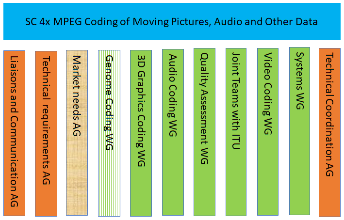 MPEG and JPEG are grown up