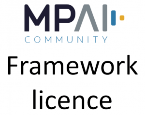 An analysis of the MPAI framework licence