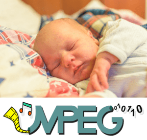 Read more about the article The birth of the MPEG star
